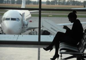 Аэропорт Киев с начала года нарастил пассажиропоток почти в два раза