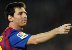 Лионель Месси забил 89-й и 90-й гол в 2012 году