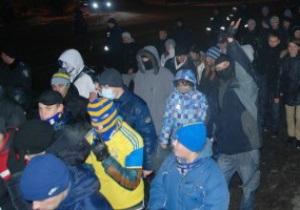 Восемь активистов марша в поддержку Павличенко попали за решетку