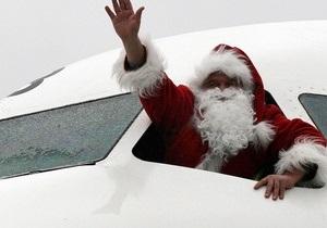 Первый украинский лоукост предложит пассажирам-Санта Клаусам дополнительное место для ног
