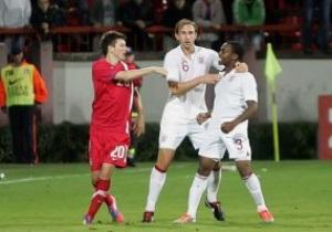 UEFA дисквалифицировал шестерых человек за памятную драку в матче Англии и Сербии