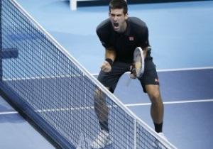 Джокович и Серена Уильямс признаны лучшими теннисистами 2012 года