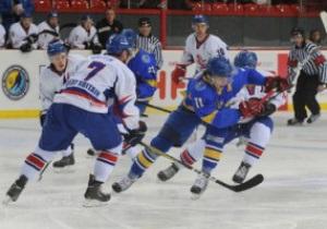 Хоккей. Украинская молодежка с победы стартовала на чемпионате мира