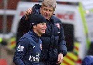 Арсенал предлагает Зениту обменять Денисова на Аршавина - СМИ