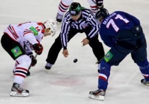 КХЛ: Донбасс обыграл звездный Металлург
