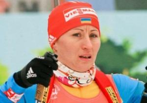 Биатлон. Три украинки в спринте финишировали в двадцатке