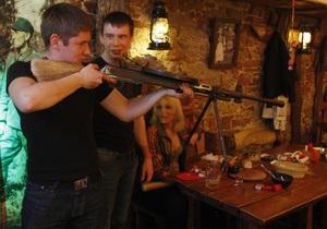 Корреспондент.net просит читателей поделиться своими фотографиями из львовского ресторана Криївка