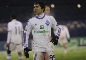 Динамо Загреб - Динамо Киев - 1:1. Комментарии после матча