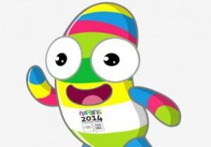 Разноцветный камешек стал талисманом Юношеской Олимпиады