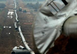Германия собралась выйти из проекта газопровода Nabucco