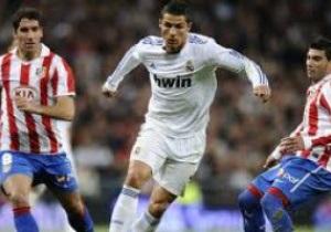 Реал уверенно побеждает в мадридском дерби