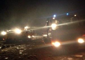 Разбившийся в Конго самолет принадлежал армянской авиакомпании