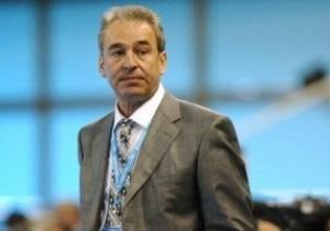 Сборная Украины по футзалу осталась без главного тренера