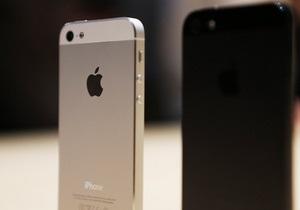 Новый iPhone пустили на китайский рынок
