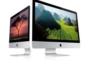 Apple начинает продажи нового поколения iMac