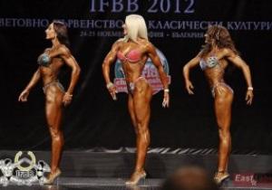 Красота тела. Украинцы завоевали медали на Кубке мира по бодибилдингу