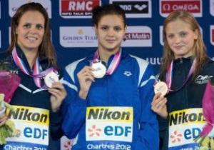 Украинские пловцы выиграли семь медалей на чемпионате Европы