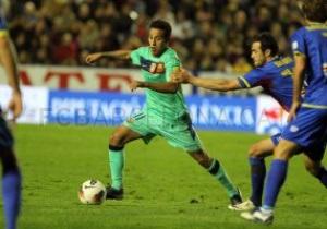 Месси подбирается к рекорду, Барселона разгромила Леванте