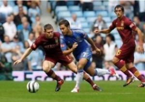 Англия: Челси и Манчестер Сити не определили сильнейшего
