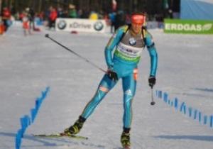 Россия выигрывает первую биатлонную гонку сезона, Украина – десятая