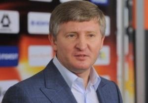 Ахметов: Примем любые санкции UEFA в отношении Луиса Адриано