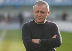 Суркис намекнул, что Милевский и Ярмоленко могут остаться в запасе