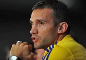Шевченко отказался возглавить сборную Украины - СМИ