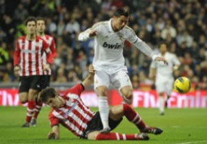 Ла Лига: Реал разгромил Атлетик