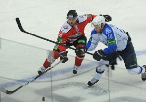 КХЛ: Донбасс в серии буллитов победил нижнекамский Нефтехимик