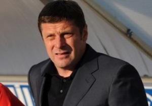 Лужный: Шевченко должен стать хорошим тренером