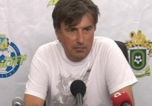 Экс-тренер Таврии: Сборная Украины стала разменной монетой