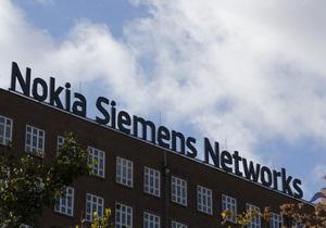 Совместное предприятие Nokia и Siemens выбивается в лидеры рынка телекоммуникаций