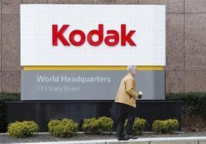 Находящийся на грани банкротства Kodak договорился о займе на $793 млн