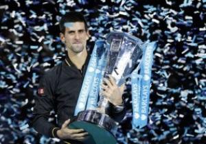 Теннис: Новак Джокович выиграл Итоговый турнир ATP в Лондоне