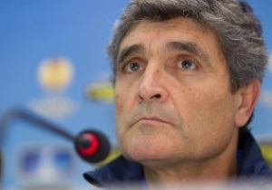 Рамос: Днепр будет играть с Наполи как обычно - стремиться к победе