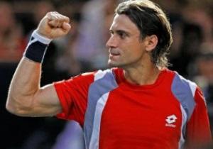 Вслед за Федерером. Феррер вырвал победу у Дель Потро в Лондоне