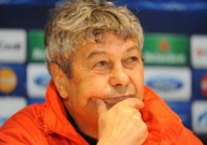 Луческу вспомнил свои удачные игры с англичанами