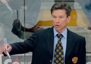 Источник: ХК Донбасс хочет сменить главного тренера
