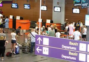 Ноу-хау: в донецком аэропорту пассажиров будут регистрировать с помощью ММS