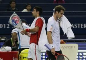 Джокович и Маррей стартовали с побед на Итоговом турнире в Лондоне