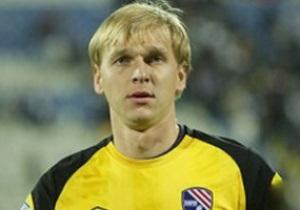 Скандального вратаря Погорелого выгнали из сборной Украины