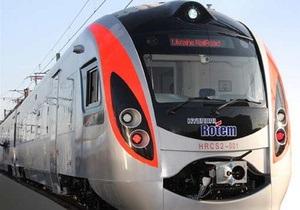Укрзалізниця пустит ночные Hyundai между Киевом и Донецком