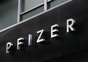 Выручка Pfizer разочаровала рынок