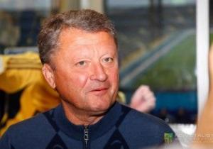 Маркевич: В матче против Карпат мы больше думали о Днепре и о Русенборге