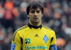 Фотогалерея. Шовковский - один из самых преданных футболистов в мире