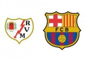 Райо Вальекано - Барселона. Матч испанской Ла Лиги