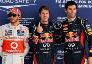 Формула-1. Феттель завоевывает поул на Гран-при Индии