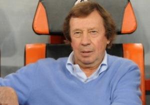 Семин: Я горжусь своей работой в киевском Динамо