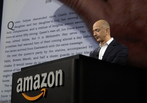 Amazon впервые за пять лет получила квартальный убыток