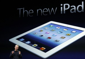Apple даст возможность поменять купленный в октябре iPad на обновленную версию